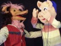 Muppets de Marimba Marionetas