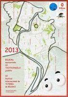Cartel del 32 Festival Internacional de Titeres de Bilbao (2013)