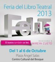 Feria del Libro Teatral 2013