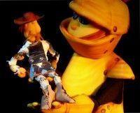 Arte Fusion Titeres - Mi amigo Don Quijote