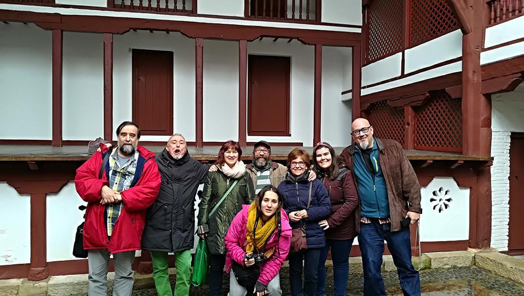Encuentro de UNIMA Castilla la Mancha en Cuenca