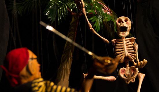 Marionetas de la Casa-Taller de Pepe Otal