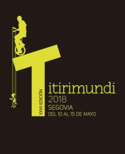 Cartel del Titirimundi 2018
