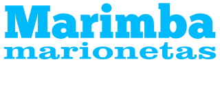 Logotipo Marimba Marionetas