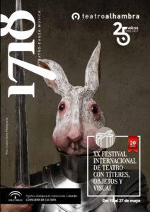 XX Festival Internacional de Teatro con Títeres, Objetos Y Visual