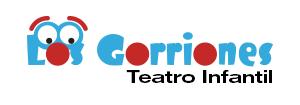 Logotipo de Los Gorriones, Teatro Infantil