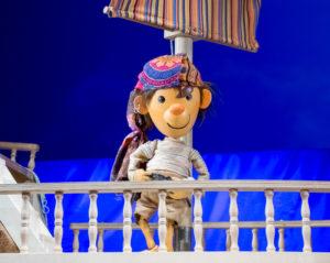 Marioneta de grumete