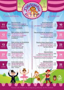 Programa del Festival de Títeres de Tres Cantos, Titiricantos